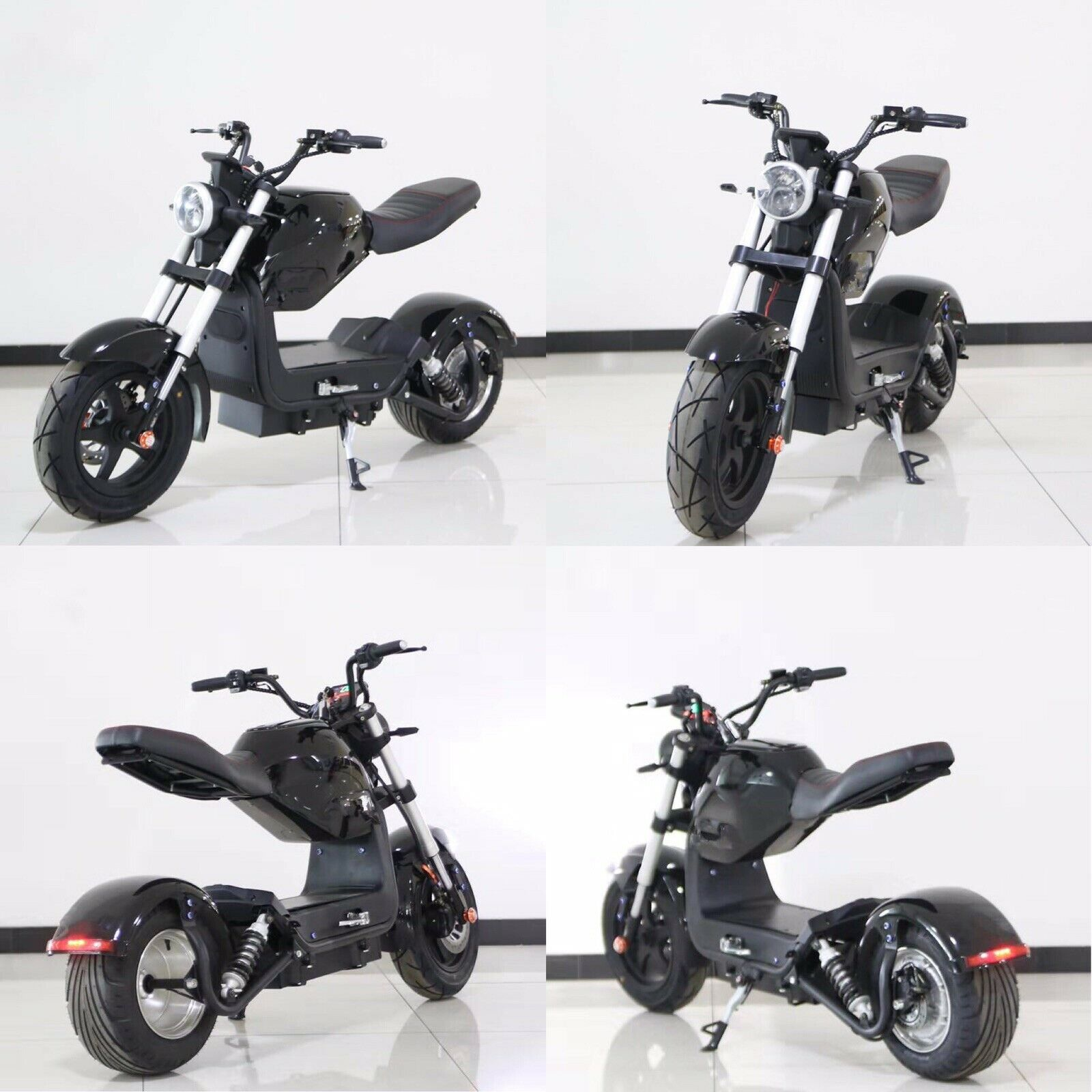 For Sale Electric scooter citycoco 3000W motor