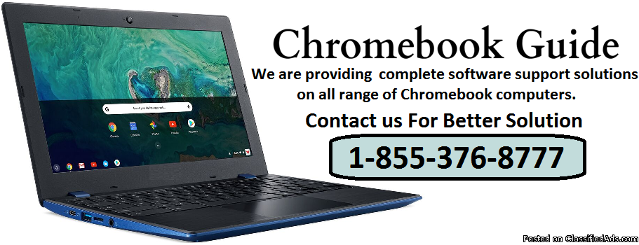 HP Chromebook Support Number 1-855-376-8777