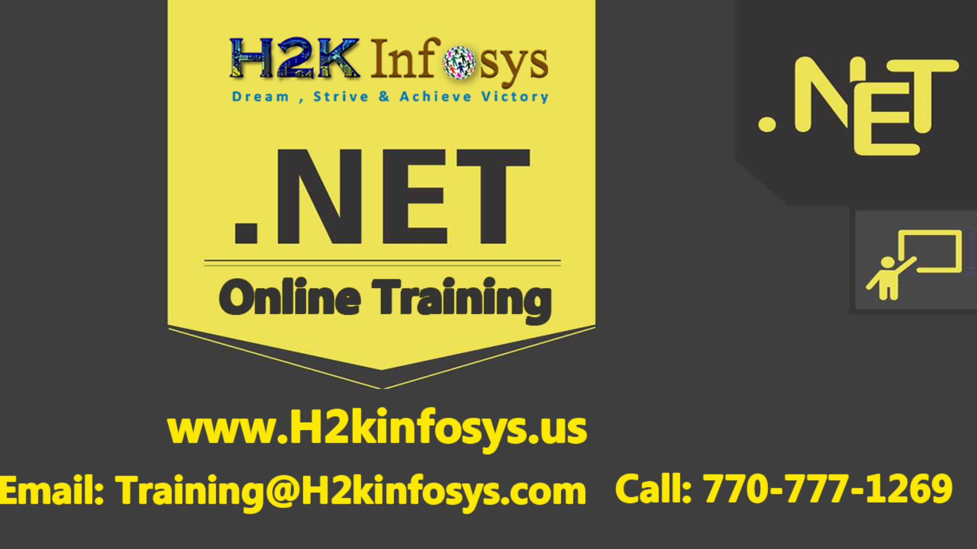 Microsoft .Net Training by H2K Infosys