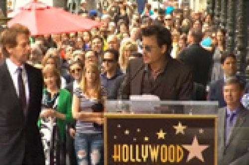 events jerry bruckheimer hollywood walk of fame
