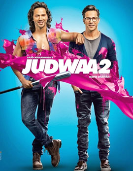 Judwaa 2 Movie Review, Rating, Story, Cast and Crew