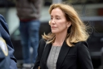 Felicity Huffman jailed, huffman, hollywood actress felicity huffman pleads guilty in college admissions scandal, Hollywood
