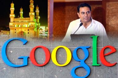 Google to establish first permanent campus of Asia in Hyderabad!