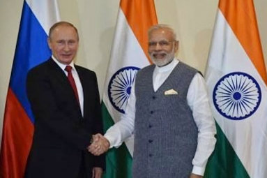 India, Russia Signed Nuclear Power Deal