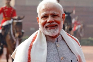 Narendra Modi Second Most Followed Politician Globally