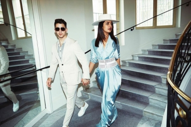 Priyanka Chopra, Nick Jonas Top People's Best Dressed List