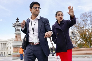 Indian Origin Saikat Chakrabarti, the Chief of Staff of Ocasio-Cortez, to Leave Office