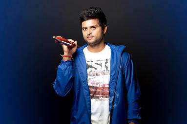 Suresh Raina lends voice for Meeruthiya Gangsters