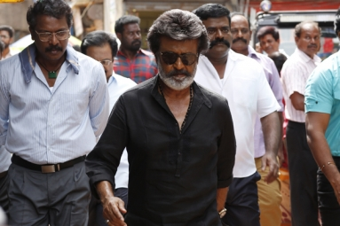 Grand Pre-release Event for Kaala in Hyderabad