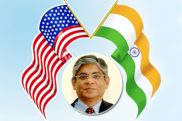 Arun Kumar Singh formally assumes charge as Indian envoy in US},{Arun Kumar Singh formally assumes charge as Indian envoy in US