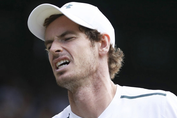 Andy Murray to Miss ATP Masters Series in Cincinnati Due to Hip Injury