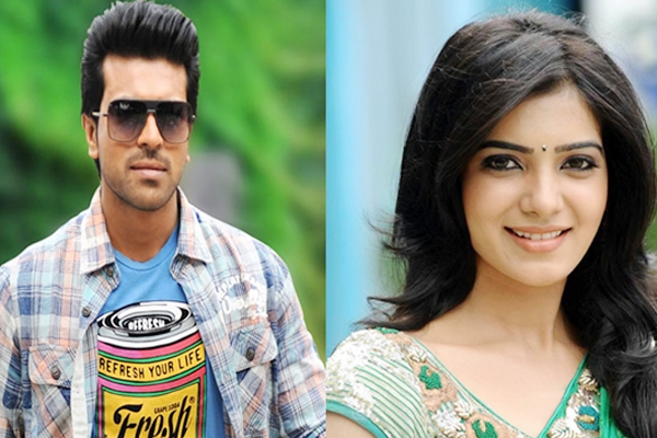 Ramcharan to Romance Samantha